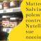 Matteo Salvini: è polemica contro la Nutella e le sue noccioline