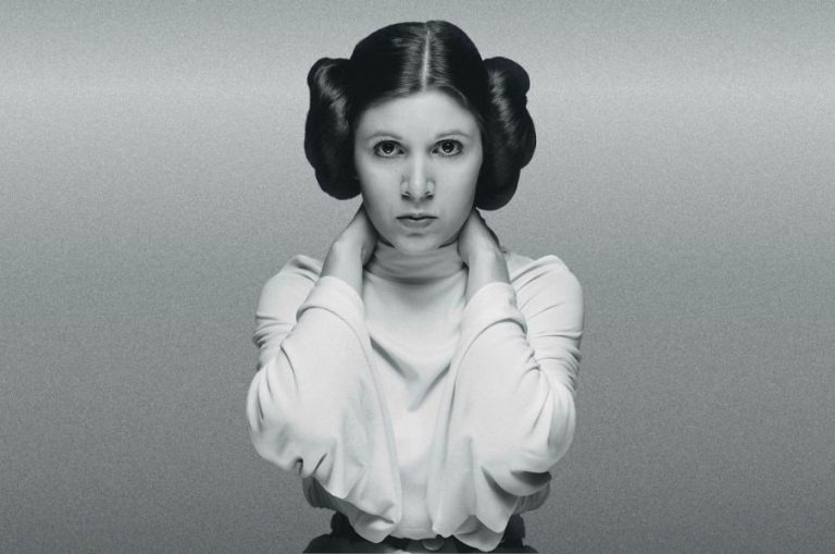 Vintage Friday: tributo a Carrie Fisher, la principessa Leia