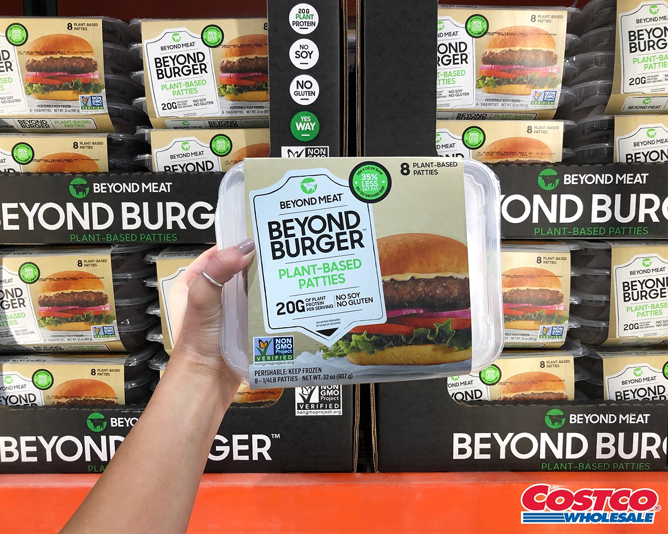 Che cos'è Beyond Meat?