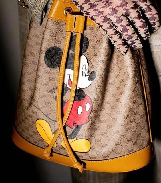 Mickey Mouse bag - Gucci