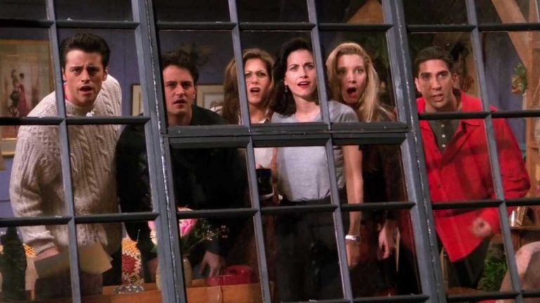 FRIENDS: HBO Max conferma la reunion del cast