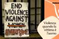 Violenza: quando la vittima è l'uomo
