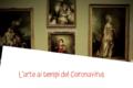 L'arte ai tempi del Coronavirus: 10 musei da visitare online