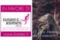 The Web Coffee e Komen Italia uniti: Il filo rosso dell'amore, il libro a scopo filantropico
