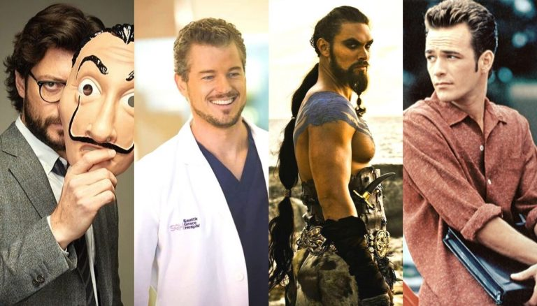 Male characters of TV series : La top 10 che ha conquistato le donne