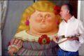 Il mondo sovradimensionato di Fernando Botero