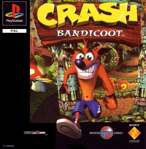 CRASH BANDICOOT 1 (PS1)
