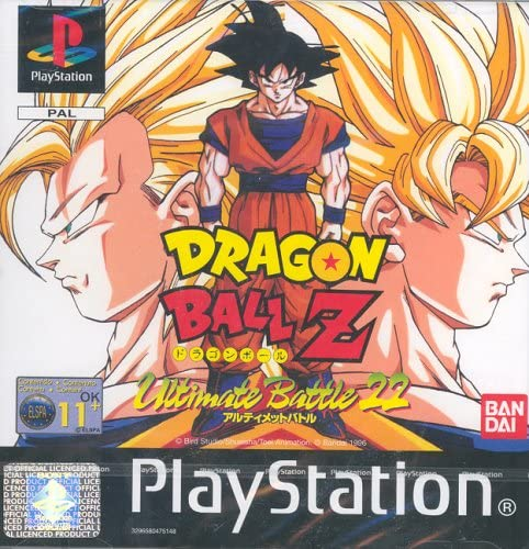 DRAGON BALL Z – ULTIMATE BATTLE 22