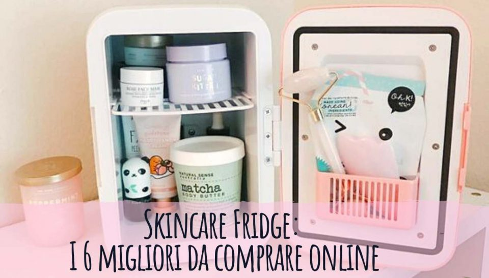 Skincare Fridge
