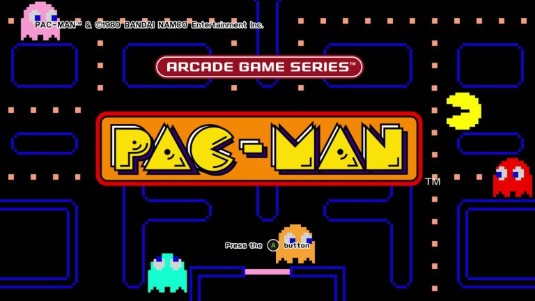 Vintage Friday: buon 40° compleanno Pac-Man