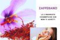 Zafferano: un ingrediente d'oro nella propria beauty routine