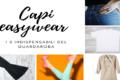 Capi easywear: comodità ed eleganza