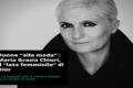 """Donne """"alla moda"""" : Maria Grazia Chiuri, il """"lato femminile"""" di Dior"""