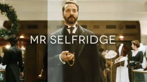 Mr Selfridge, la serie tv vintage che vi spingerà a fare shopping a Londra