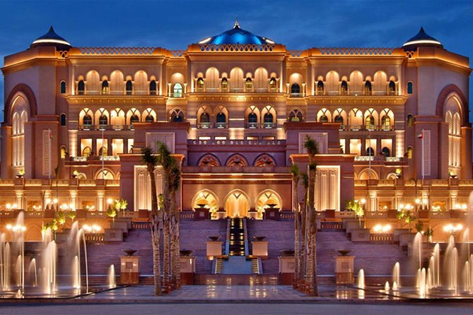 Emirates Palace e lusso: un binomio inscindibile