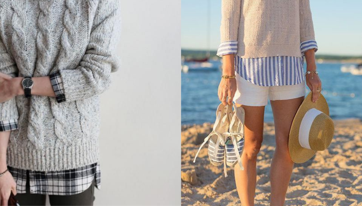 Stile preppy nella moda -the web coffee