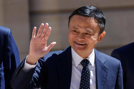 La scomparsa di Jack Ma The web coffee