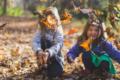 Il gioco libero migliora la salute mentale dei bambini