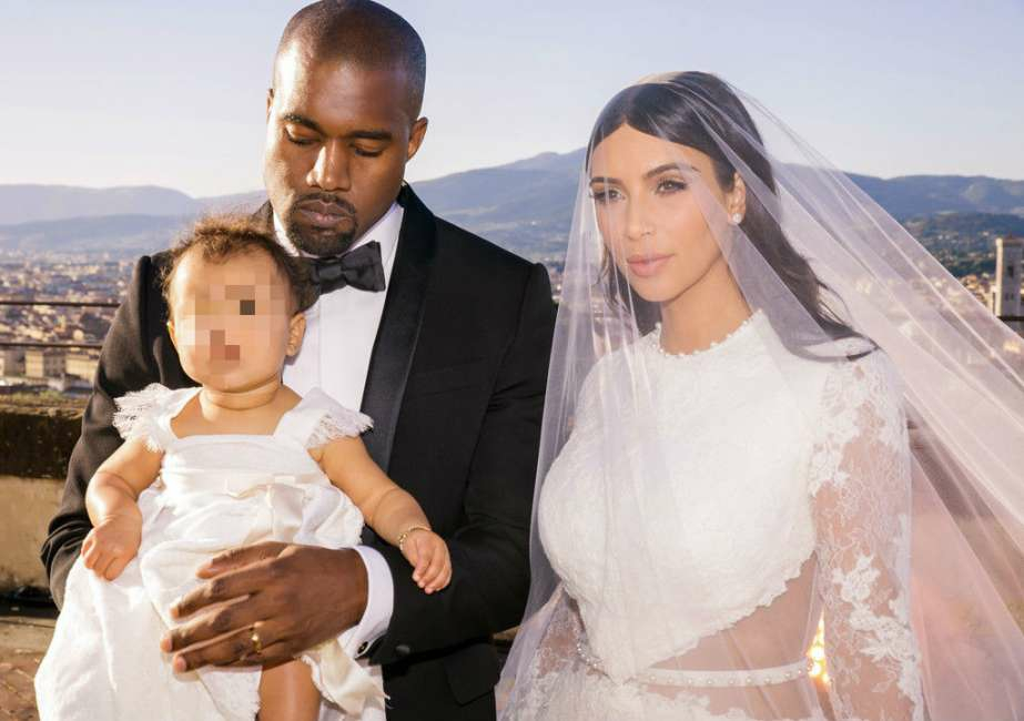 Kim Kardashian e Kanye West-The Web Coffee