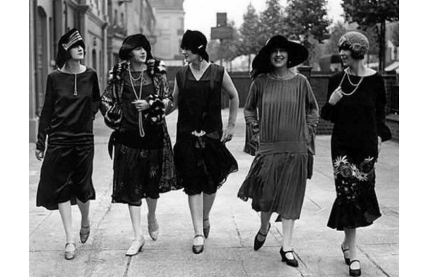 donne flappers