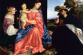 Tiziano, un buon pittore ha bisogno di tre soli colori: nero, bianco e rosso...