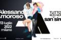 Alessandra Amoroso annuncia un grande evento a San Siro nel 2022