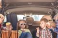 Viaggio in macchina? Ecco gli spuntini adatti a te!