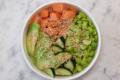 La mia pokè bowl: un'idea fresca per le calde giornate d'estate